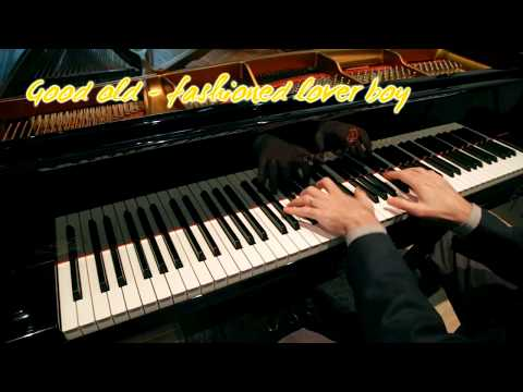 QUEEN - Good Old-Fashioned Lover Boy -  -  piano cover