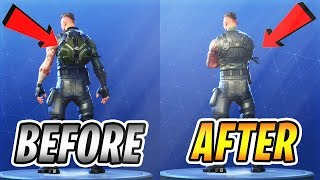 HOW TO FIX NO BACK BLING/SKIN GLITCH IN FORTNITE SEASON 5 (PC, PS4, XBOX ONE)