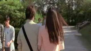 My Sassy Girl swapping shoes scene