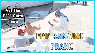"EPIC RAMADAN PRANK ""Stop EATING And FAST"" – **GONE WRONG**"