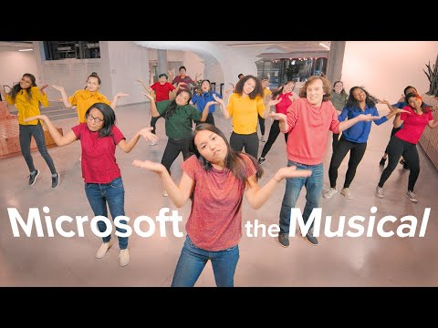 Microsoft's quirky musical video mocks Vista, Windows Phone, and more