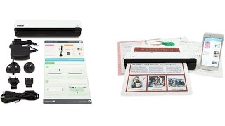 Doxie Go WiFi The Smarter Document Scanner With WiFi, Battery, Internal Memory and Software