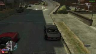 GTA IV Action Gameplay PC HQ