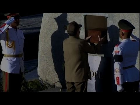 Cuba buries Castro, launching post-Fidel era