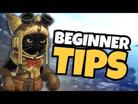 Monster Hunter World - 9 Tips For Beginners (Guide)