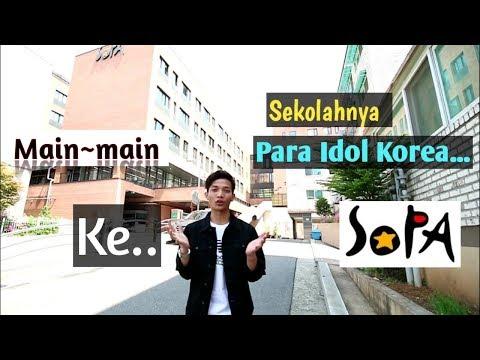 School of Performing Arts ( SOPA ) Seoul | Trip to Korean Idol School