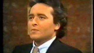 Jose Carreras sings Nessun dorma thumbnail