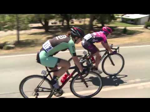 Stage 1 of the 2018 Amgen Tour of California Women's Race empowered with SRAM