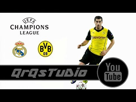 Henrikh Mkhitaryan Vs Real Madrid 02/04/2014
