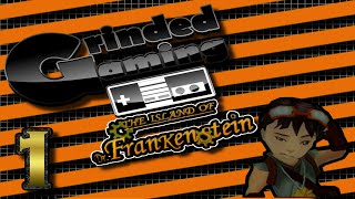 The Island of Dr. Frankenstein #1   Grinded Gaming: Can you believe this!!!