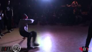 Mighty Zulu Kingz Vs Blaze and RLO | Rhythm Spotlight XII | Pro Breaking Tour | BNC