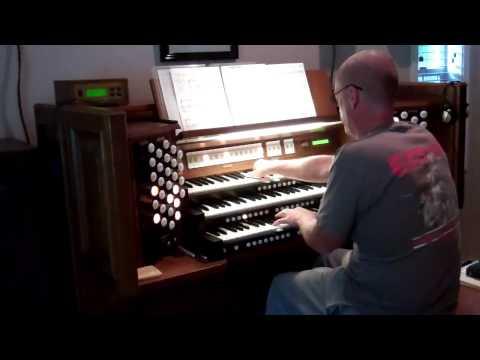 Schubert: Ellens dritter Gesang (Ave Maria), organ