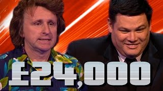 The Final Celebrity Chase - Sunday 17th April 2016
