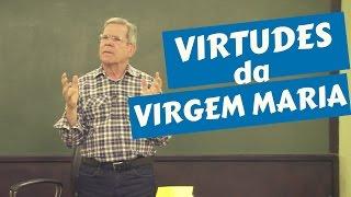as virtudes da virgem maria
