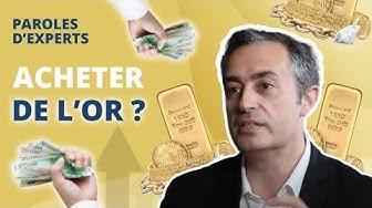 Où acheter et conserver mon or ?