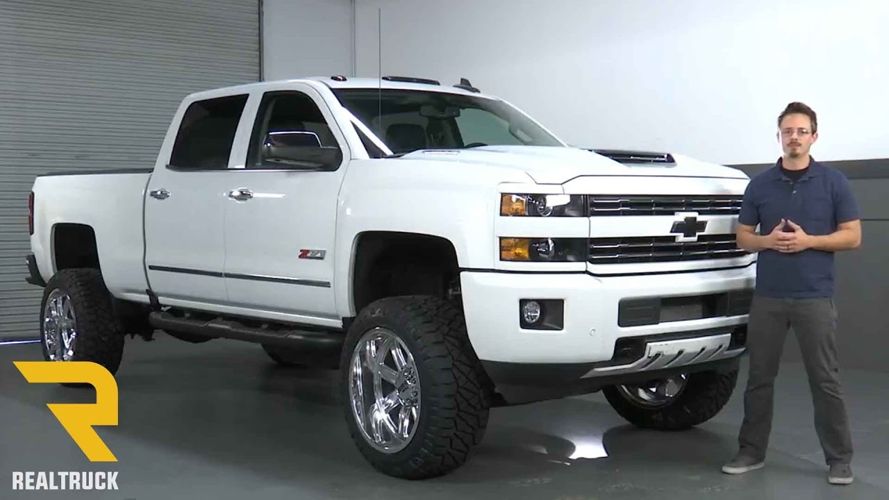 hight resolution of how to install havoc offroad 5 lift kit on a 2017 silverado 2500 hd
