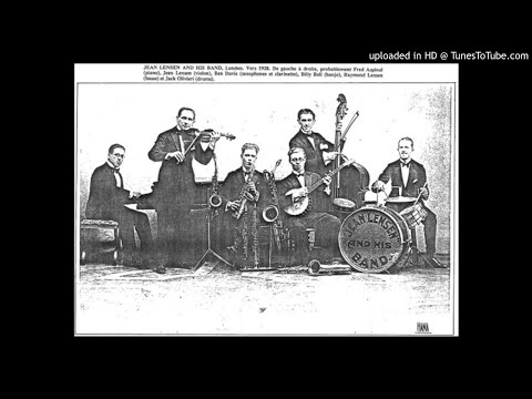 Jean Lensen And His Orchestra - Charmaine - 1927