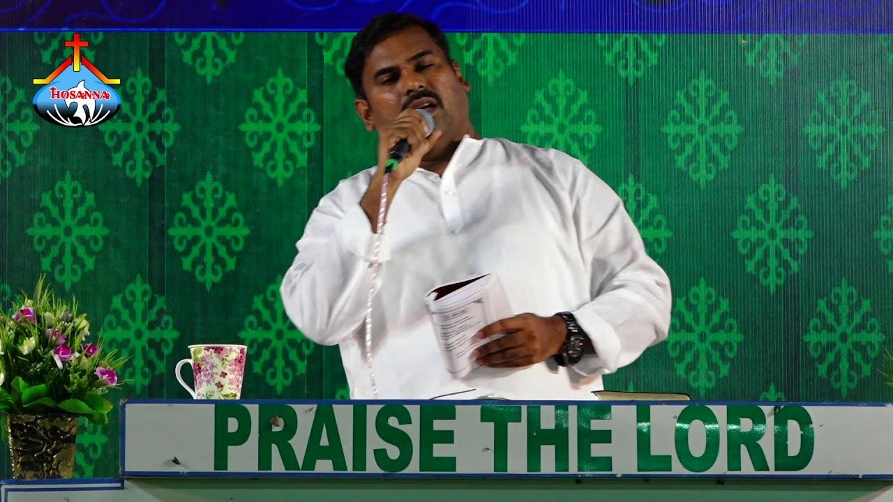 Padeda Nenoka Nuthana Geetham ॥Telugu Christian song by Pas.Abraham Hosanna Ministries