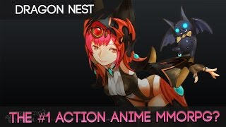 Dragon Nest - Everyone's Favorite Action MMORPG!