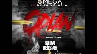 Omega El Fuerte - Odian Ft Dk la melodia  ( Trap 2017 ) Nuevo
