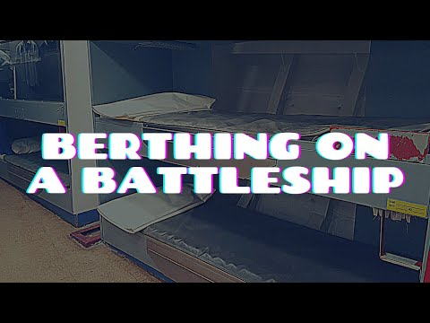 Berthing On the Battleship