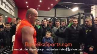 Hardkorowy Koksu i 62 cm biceps 2017 Video