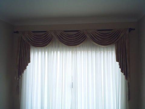 Como hacer cortinas y cenefas youtube - Fotos de cenefas ...