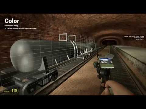 [Elfnet Gaming] - Garry's Mod Railroading Operations 01
