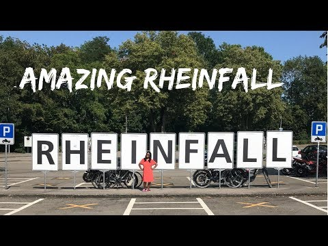 Don't Leave Zurich Without Visiting RHEINFALL!!