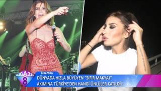 Antalya'da Sahne Alan İrem Derici'den Samimi Açıklamalar
