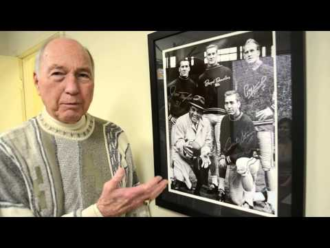 Bart Starr and the Lombardi Legends image