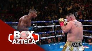 Box Azteca | Desde Nueva York, así vivimos la victoria de Andy Ruiz