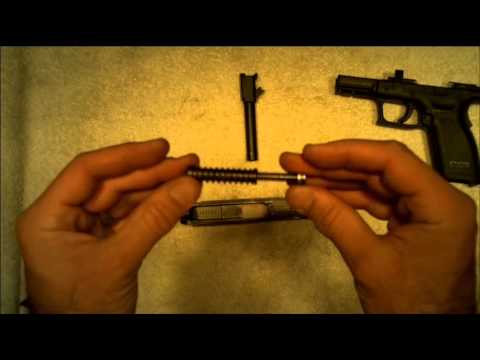 How to Field Strip a Springfield Armory XD9