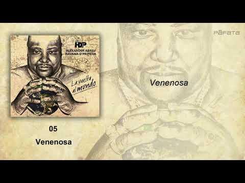 Venenosa Alexander Abreu Y Havana D Primera Letras Com