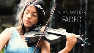 Alan Walker Faded Violin Harp Cover VioDance