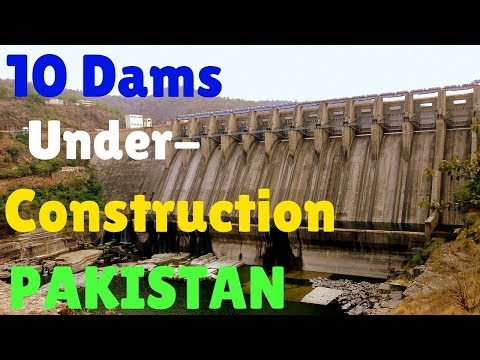 10 Biggest Under construction Dams in Pakistan | T10PP