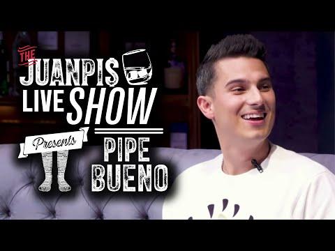 The Juanpis Live Show - Entrevista a Pipe Bueno