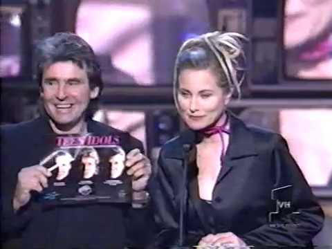 Davy Jones & Maureen McCormick - Billboard Music Awards (1997)