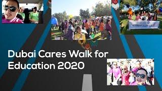 ALAY LAKAD | WALKATHON DUBAI CARES 2020 | WALK  THE DISTANCE MAKE A DIFFERENCE | Joe Vlog