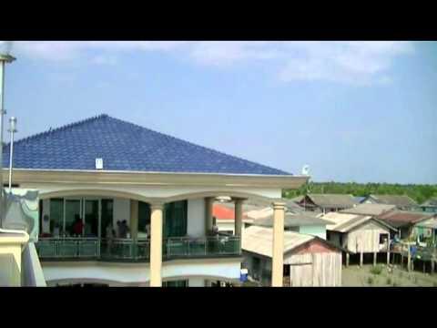 Johor Kukup Resort Holidays 马国柔佛龟咯渔村水上度假屋逍遥游 (1-2 Sep 2012)