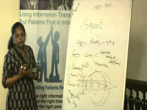Squint : Understanding the Eye Condition By Ms. Pushpa Gaikwad