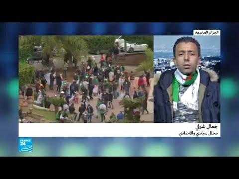 جمال شرفي: -من يريدون ركوب موجة الحراك الشعبي في الجزائر -خانوا- بوتفليقة-  - 13:54-2019 / 3 / 22
