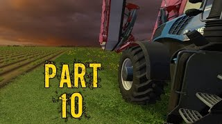 Farming Simulator 2015 Gameplay Walkthrough Playthrough Part 10 - Prep Work (PC)