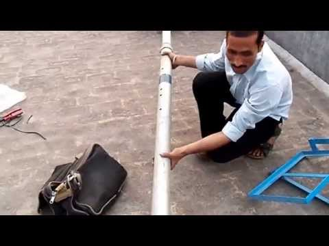 Solar Street Light Installation Part-2