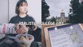 Realistic College Life ✌️first Job Interview Going To A Party Cooking Etc.