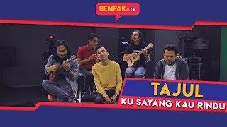Gambar cover Ku Sayang Kau Rindu | Tajul Ft Carca Merba | Gempak TV