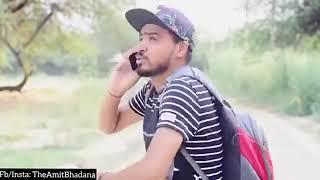 Best comedy of Amit bhaddana hatsingimari