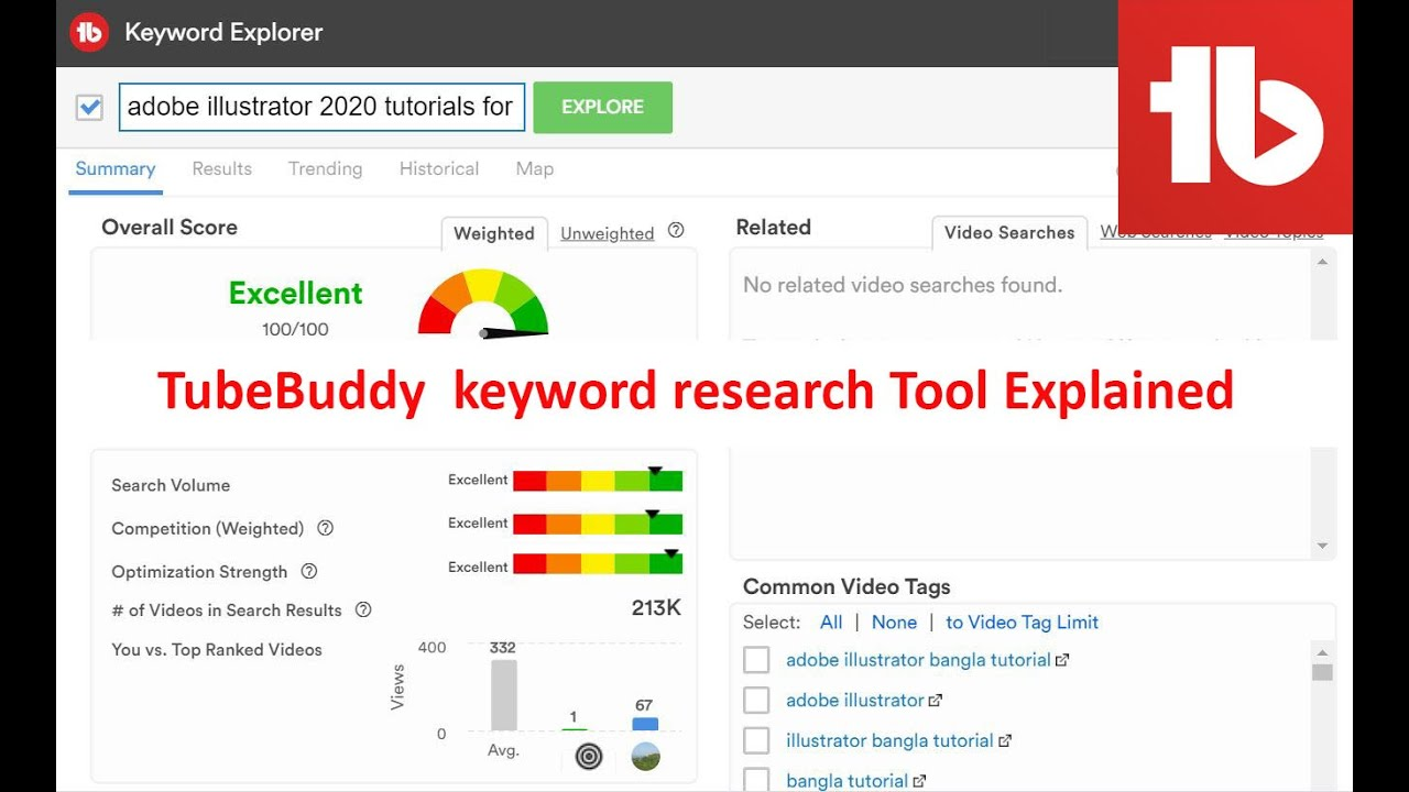 Download How To Search Keyword With Tubebuddy