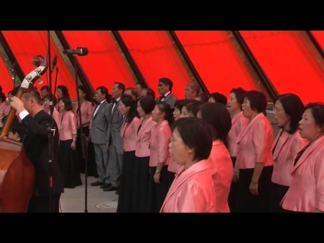 合唱:《香格里拉》  邊洛曲  黃志龍詞  「香港青年愛樂樂團」(荷蘭鑽石國際音樂節)