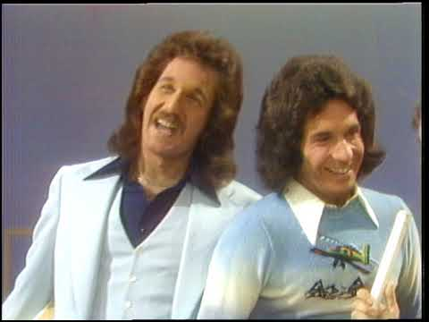 American Bandstand 1975- Interview Hudson Brothers